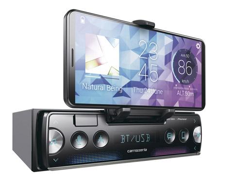 Bluetooth/USB/チューナー DSPメインユニット:MVH-7500SC