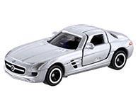 ルセデスベンツ SLS AMG(箱)