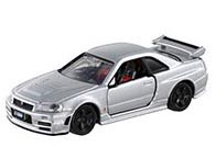 トミカプレミアム 01 NISMO R34 GT-R Z-tune