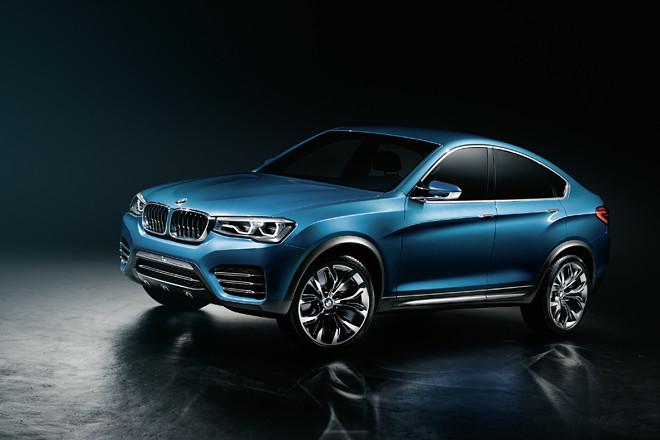 BMWコンセプトX4