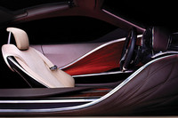 レクサス、新型コンセプトカー「LF-LC」を出展【デトロイトショー2012】
