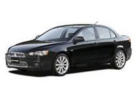 三菱、今秋発売の新型セダンの車名発表