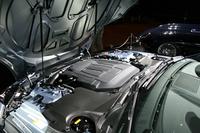 5リッターV8スーパーチャージャー付きエンジンは495psを発生する。