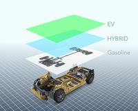 富士重は自社開発するすべてのモデルに、「スバルグローバルプラットフォーム」を採用するとしている。