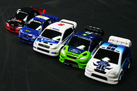 WRCカーのプルバックカーが缶コーヒーの景品にの画像