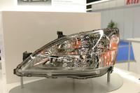KOITOの「世界でもっとも細長いヘッドライト」