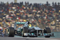 第3戦中国GP「タイヤが支配する週末」【F1 2013 続報】