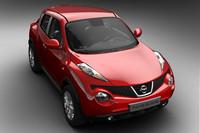 日産、新型車ジュークを6月に発売の画像