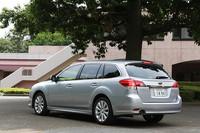 スバル最新モデル試乗会【試乗記】の画像