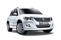 VW、スポーティにドレスアップした「ティグアン」を発売