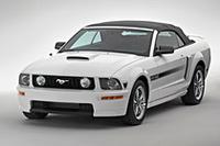 【JAIA08】フォード:「マスタング・カリフォルニアSP」などを導入