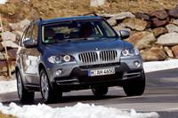 「BMW X5 xDrive35dブルーパフォーマンス」(写真は欧州仕様車)