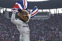 F1第18戦メキシコGPで、メルセデスのルイス・ハミルトン(写真)が2017年のワールドチャンピオンに輝いた。(Photo=Mercedes)