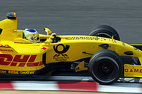 F1、テスト規制導入の画像