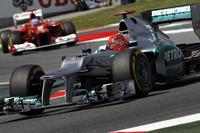 第5戦スペインGP「混戦の要因」【F1 2012 続報】