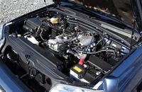トヨタ・ハイラックスサーフ2700ガソリン 4WD SSR-G(4AT)【ブリーフテスト】の画像