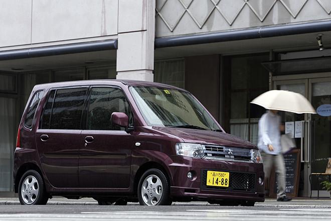 三菱トッポG(FF/4AT)【試乗速報】