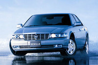 キャディラック「セビル」2003年モデル発売の画像