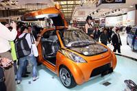 【上海ショー09】活気ある中国メーカー、エコカーからスポーツカーまで