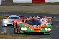 レースに加え、夢のデモ走行が観客を魅了した。1991年マツダ787B、1998年日産R390 GT1、1998年ポルシェ911 GT-1、そして2004年アウディR8。