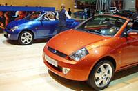 【ジュネーブショー2003】100周年を迎えたフォード