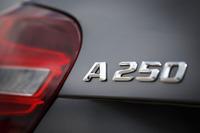 メルセデス・ベンツA250シュポルト 4MATIC(4WD/7AT)/メルセデスAMG A45 4MATIC(4WD/7AT)【海外試乗記】の画像