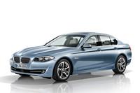 「BMWアクティブハイブリッド5」