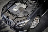 メルセデス、「S65 AMGロング」を世界初公開【東京モーターショー2013】の画像