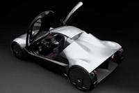 「ヴェンチュリー」、EVのスポーツカーを「ミシュラン」と開発【パリサロン08】の画像
