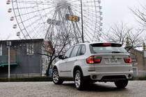 BMW X5 xDrive35d ブルーパフォーマンス(4WD/8AT)【短評】