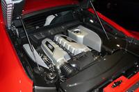 搭載される5.2リッターV10エンジンは、最高出力525ps、最大トルク54.0kgmを発生する。
