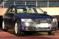 アウディの6代目「A6アバント」発売――「スポーティ・エレガント」な高級ワゴンの画像