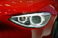 LEDヘッドライトは全車に標準装備される。