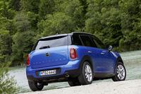 MINI、欧州でNAモデルにも4WDを設定の画像