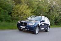 「BMW X3 xDrive20dブルーパフォーマンス」