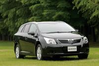 新型「トヨタ・アベンシス」、ワゴンのみ発売