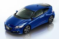 「ホンダCR-Z」のドレスアップ仕様車、発売の画像