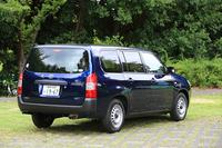 「トヨタ・プロボックス/サクシード」は、「カローラバン/カリーナバン」の後継モデルとして2002年に登場。デビューから12年を経て、今回初の大幅なマイナーチェンジを受けた。
