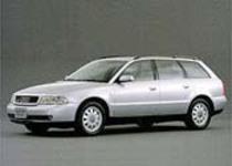 アルファ・スポーツワゴン2.5V6 24V Qシステム(4AT)/アウディA4アバント2.4クワトロ(4AT)【ライバル車はコレ】