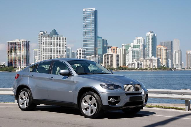 BMWアクティブハイブリッドX6(4WD/CVT)【海外試乗記】