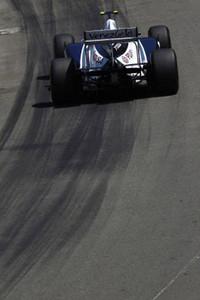 予選Q3突破、8番グリッドからスタートしたウィリアムズのパストール・マルドナド。ルーキーながら難しいモナコで善戦し、終盤は6位を走行していたが、ルイス・ハミルトンと1コーナーで接触し、初得点ならず。レース後、6位に終わったハミルトンにはペナルティ20秒が加算されたが、順位変動はなし。マルドナドは18位完走扱い。(Photo=Williams)