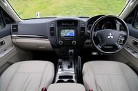 三菱パジェロ ロング スーパーエクシード (4WD/5AT)【試乗記】の画像