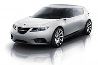 サーブのコンセプトカー「9-X バイオハイブリッド」アメリカデビュー!【ニューヨークショー08】の画像