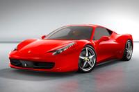 「フェラーリ458イタリア」、570psで今秋デビュー
