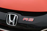 ホンダは「RS」を「ロードセーリング」の略だと説明している。