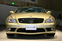 メルセデス「SLK AMG」と「CLS AMG」が一部改良