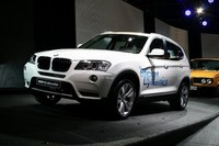 BMW/MINIブースの紹介【パリサロン2010】