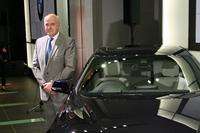 BMWジャパンのアラン・ハリス代表取締役社長。