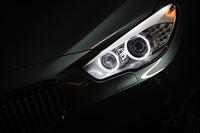 BMW550iグランツーリスモ(FR/8AT)【短評】