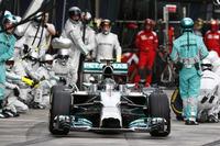 予選ではチームメイトのハミルトンにポールポジションを奪われ3位となったロズベルグ。レースではスタートでトップに立ち、以降圧倒的なペースで後続を引き離した。(Photo=Mercedes)